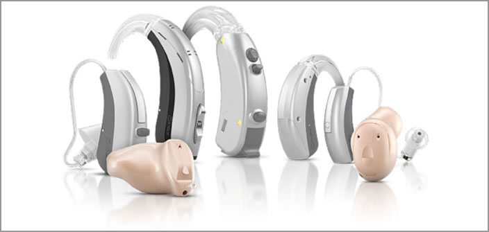 McCreesh Hearing Types of Hearing Aids
